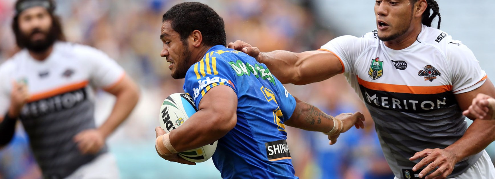 Eels winger Bureta Faraimo has credited coach Brad Arthur with resurrecting his rugby league career.