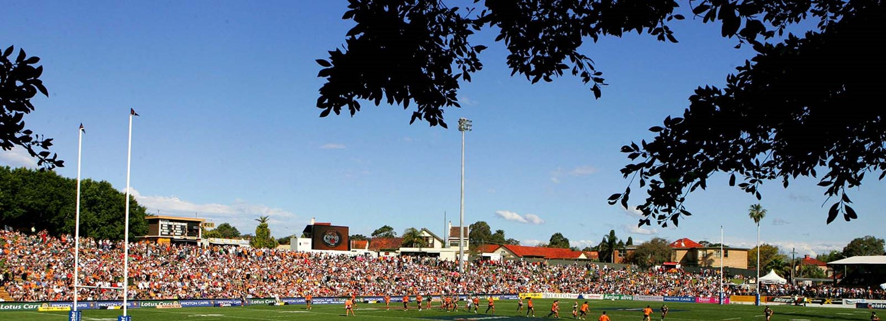 The Wests Tigers players want to keep playing at the iconic Leichhardt Oval.