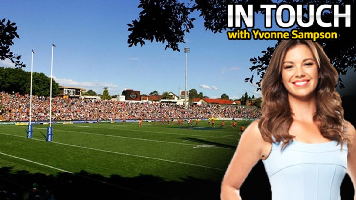 Yvonne Sampson pays tribute to rugby league's traditional suburban grounds.