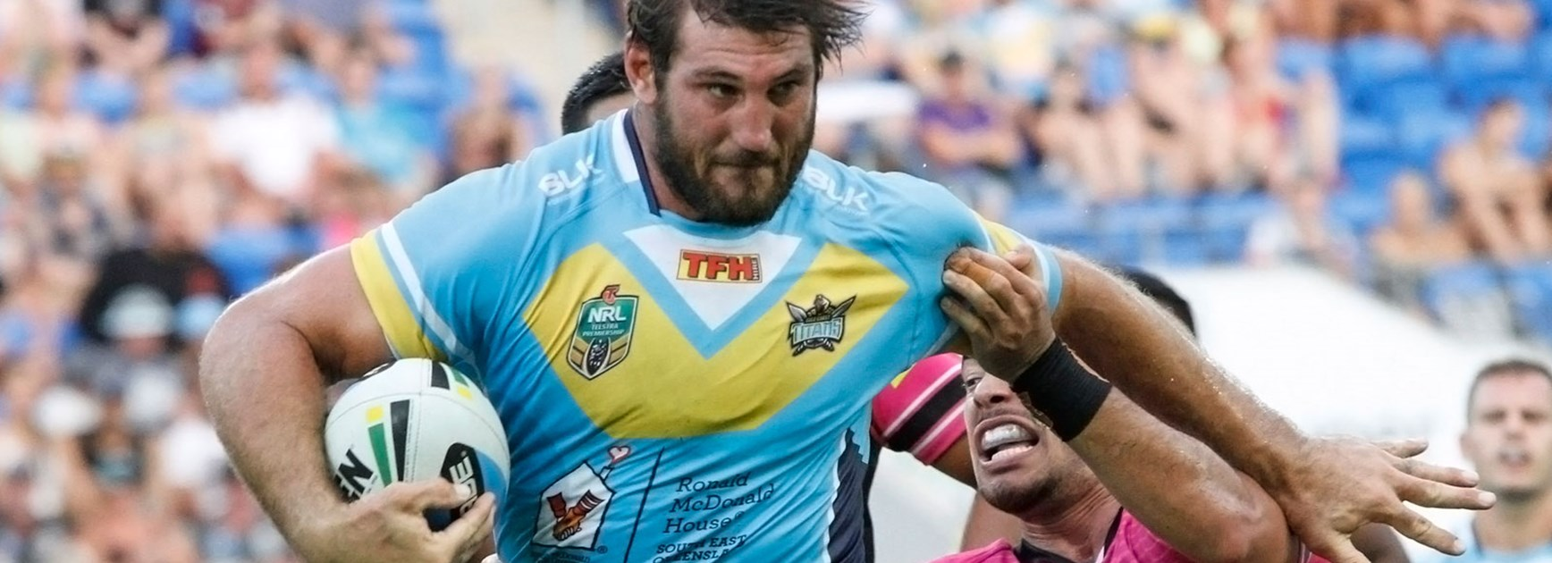 Dave Taylor was charged by the NRL match review committee in Round 7.