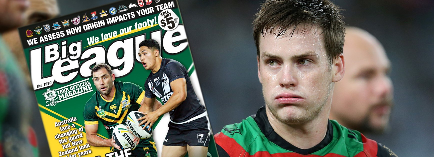 Pressure is mounting on Luke Keary due to the prolonged absence of Rabbitohs halfback Adam Reynolds.