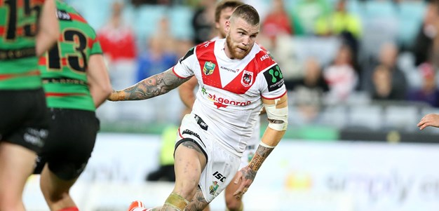 Souths v Dragons: Five key points