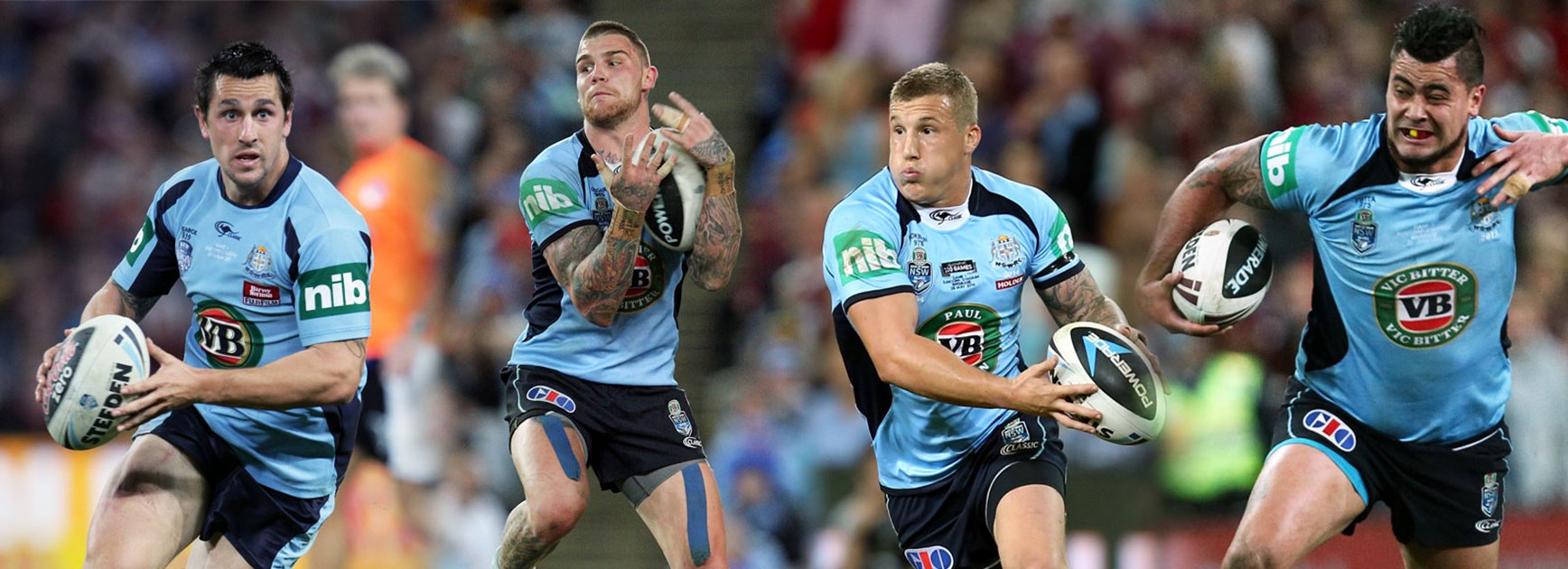Mitchell Pearce, Josh Dugan, Trent Hodkinson and Andrew Fifita all make NRL.com's NSW Origin team.