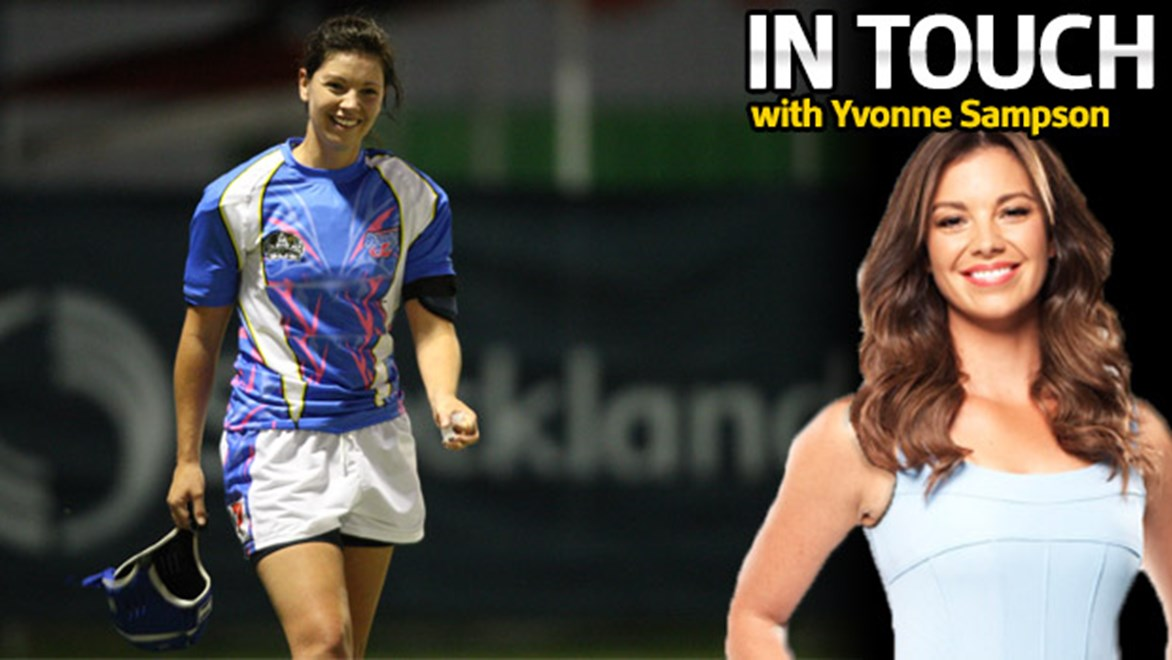 Yvonne Sampson enjoys playing and reporting on rugby league, and is proud of Australia's sporting greatness.