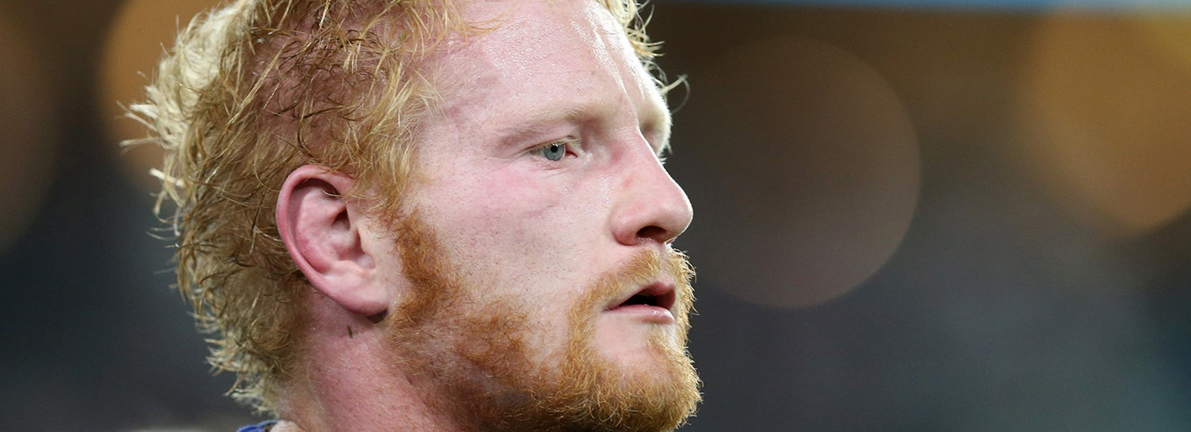 James Graham left the field with a concussion against the Roosters in Round 10.