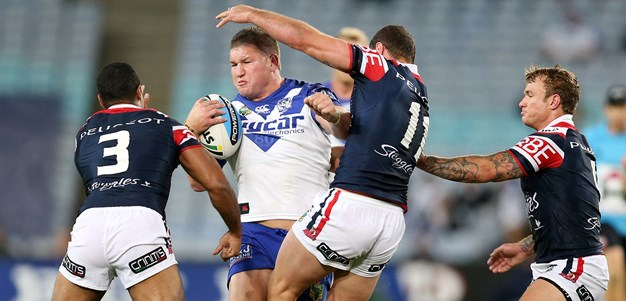 Bulldogs rue self-inflicted mistakes