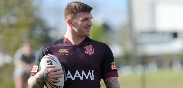 'Excited' McGuire to finally live Origin dream