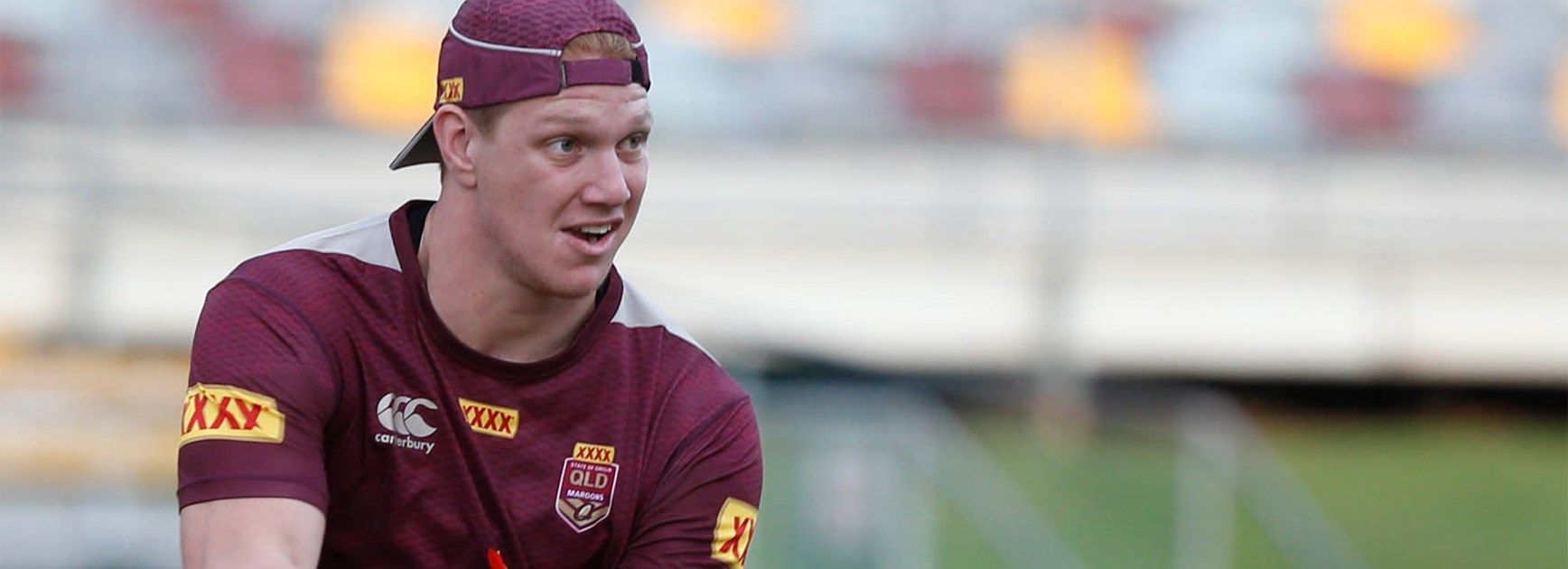 Dylan Napa could get his Origin debut next week after being named 18th man for Queensland.