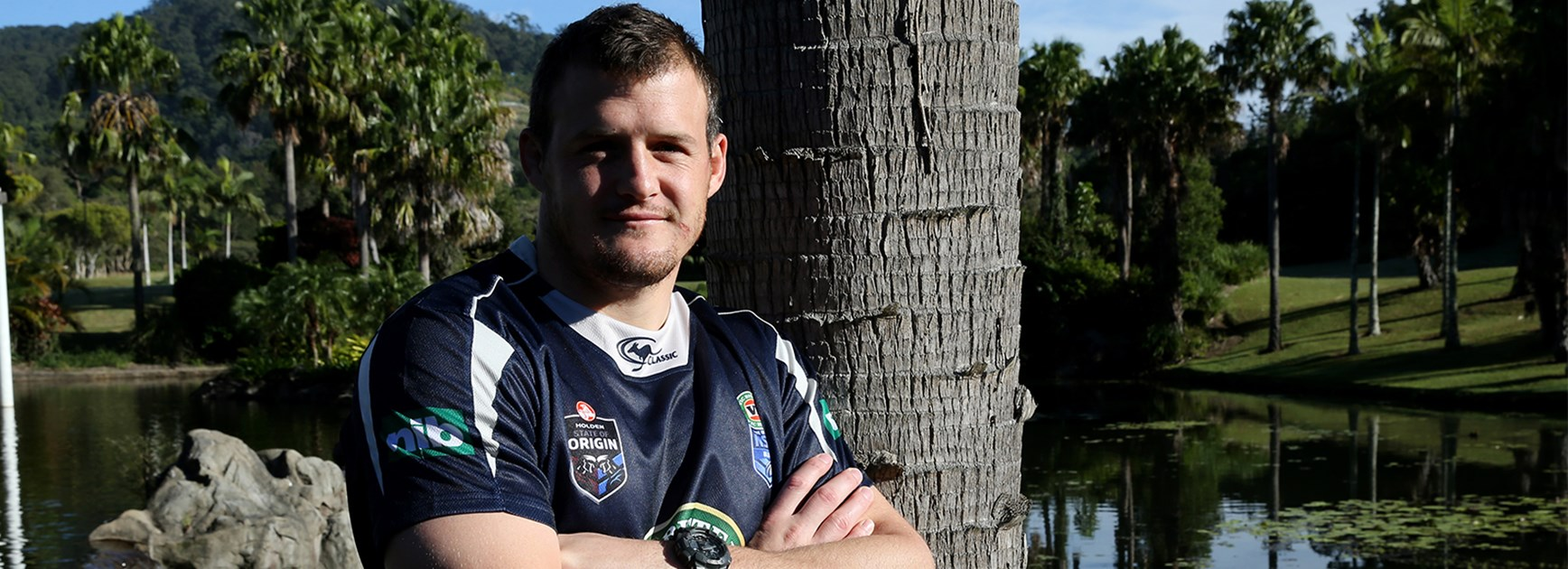 NSW centre Josh Morris is looking forward to watching club teammates get their first shot at State of Origin.