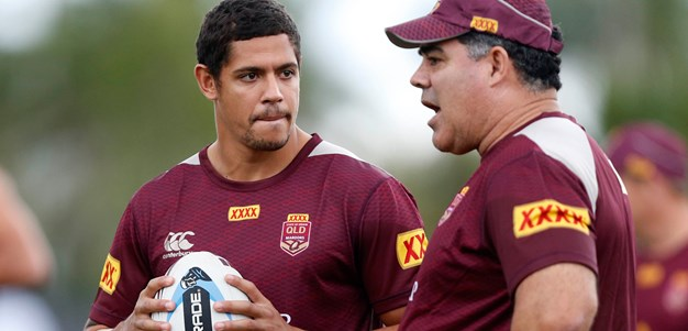 Gagai relaxed with role ahead of Origin debut