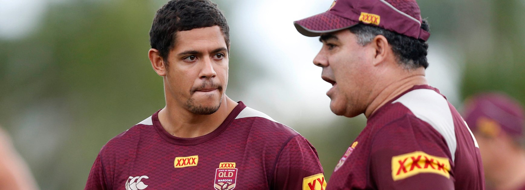 Dane Gagai has been called into the Queensland Origin squad as cover for Greg Inglis, Justin Hodges and Billy Slater.