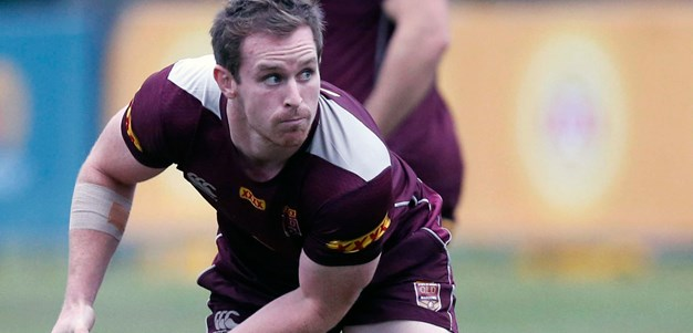Shy guy Morgan key for Maroons
