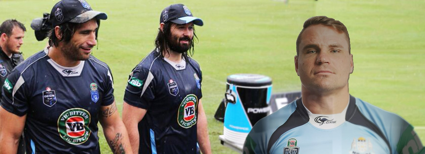 James Tamou will never forget the impact Anthony Watmough had on the Blues and Origin arena.