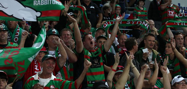 Titans fans urged to match Rabbit invasion