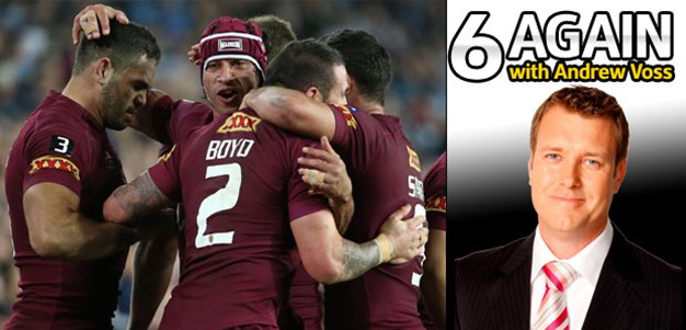 Maroons to win Origin I: Voss
