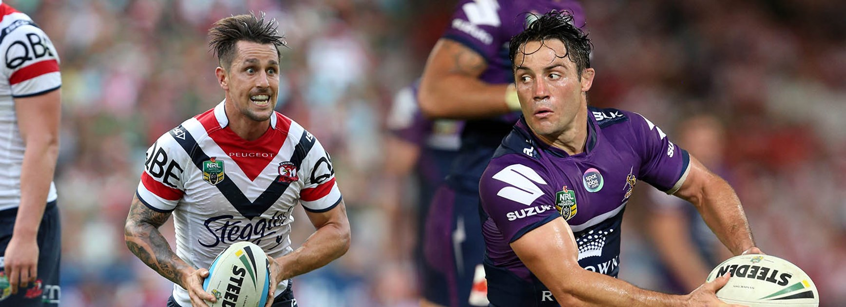 Twice a Mitch Pearce led side has been defeated by a Cooper Cronk field goal. Will it happen a third time on Monday night?