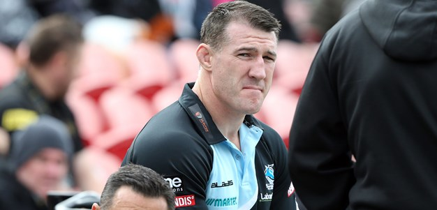 Mary expecting Gallen's return