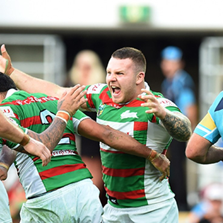 Rookie Rabbitohs driving title defence