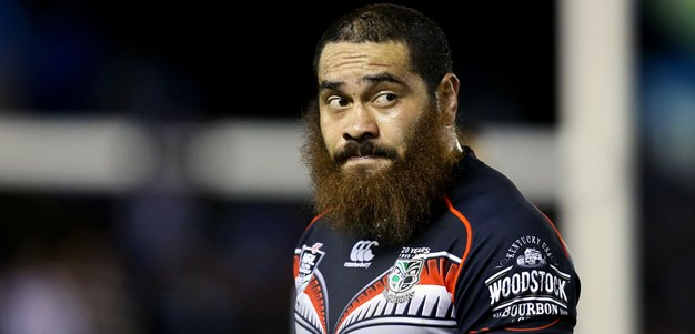 Hurrell out of Warriors' trip to Wellington