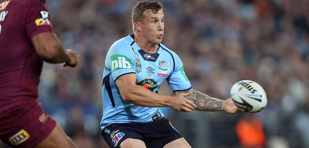 Hodkinson credits Origin for form spike