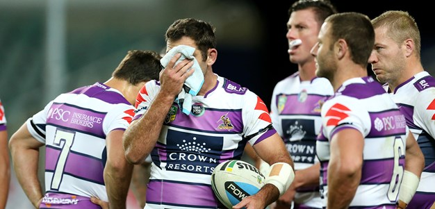 Stick to the plan, Cronk tells Storm