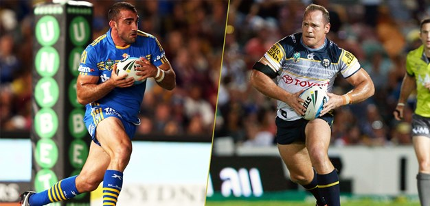 Eels v Cowboys preview