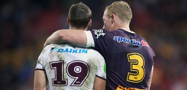 Ben and DCE: A tale of two halves
