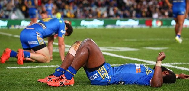 Arthur laments another Eels fade-out