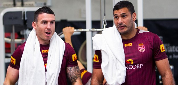 Melbourne build-up a bonus for Maroons
