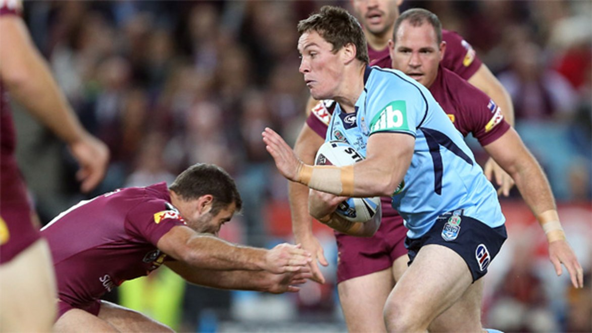 Josh Jackson expects to make a larger impact in attack in Origin II, moving back to his usual edge role with Paul Gallen starting at lock.