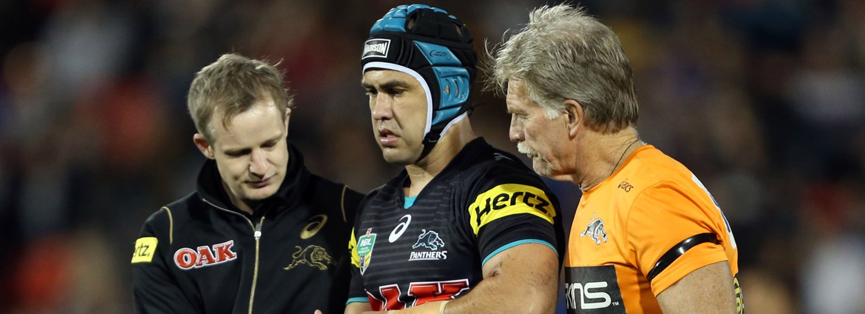 Panthers playmaker Jamie Soward said his injury was worse than initially diagnosed.