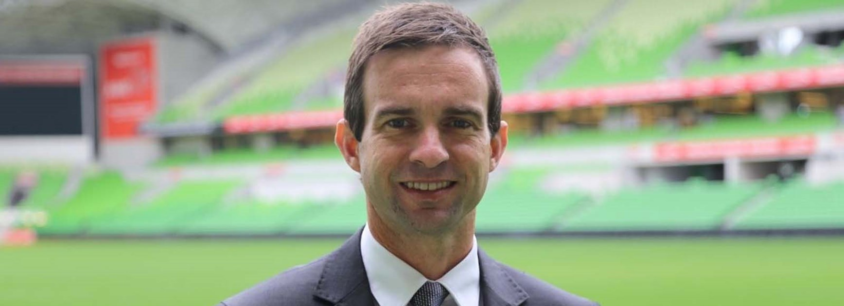 Dave Donaghy has been appointed Melbourne Storm's next Chief Executive Officer.