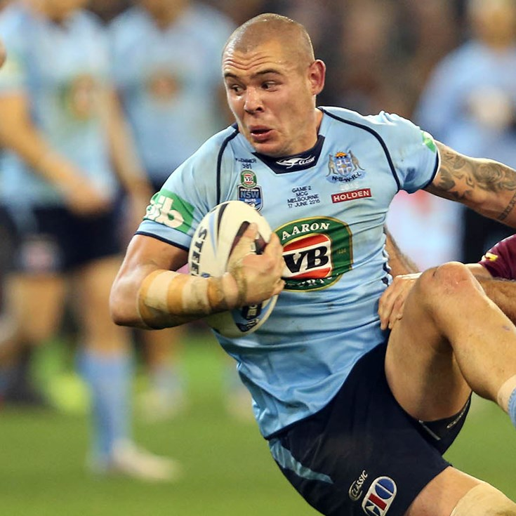 Big Dog Klemmer knows no fear