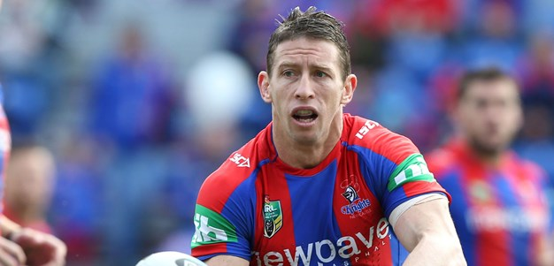 Shattered Gidley disgraced by Knights