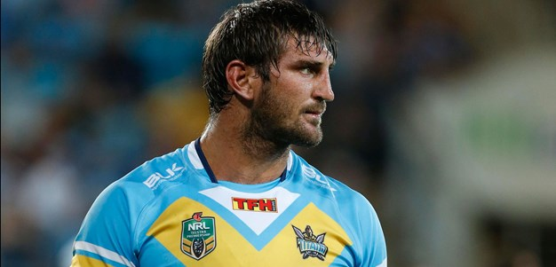 Dave Taylor dumped in Titans shake-up
