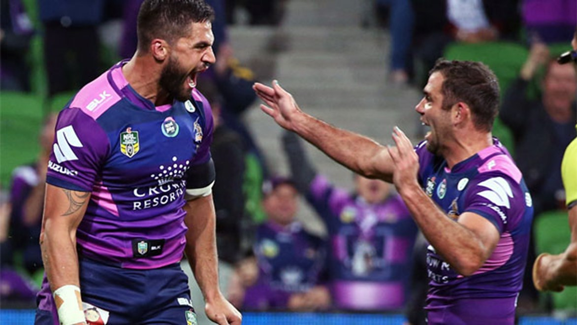 Jesse Bromwich (Storm) - 9 points