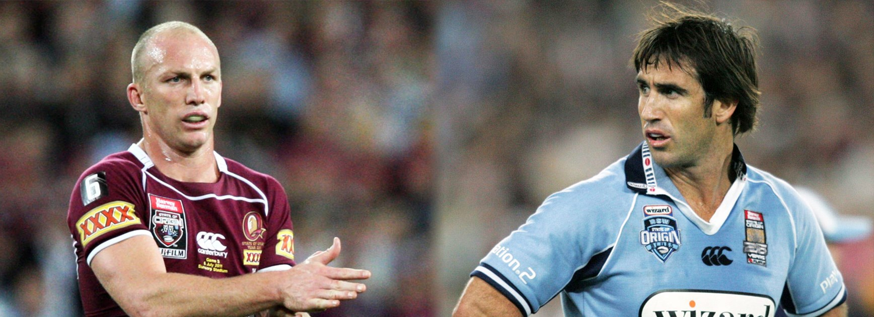 Darren Lockyer v Andrew Johns: Who was the best Origin player since 2000?
