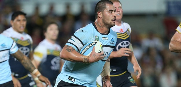 Sharks' loss a 'blessing in disguise'