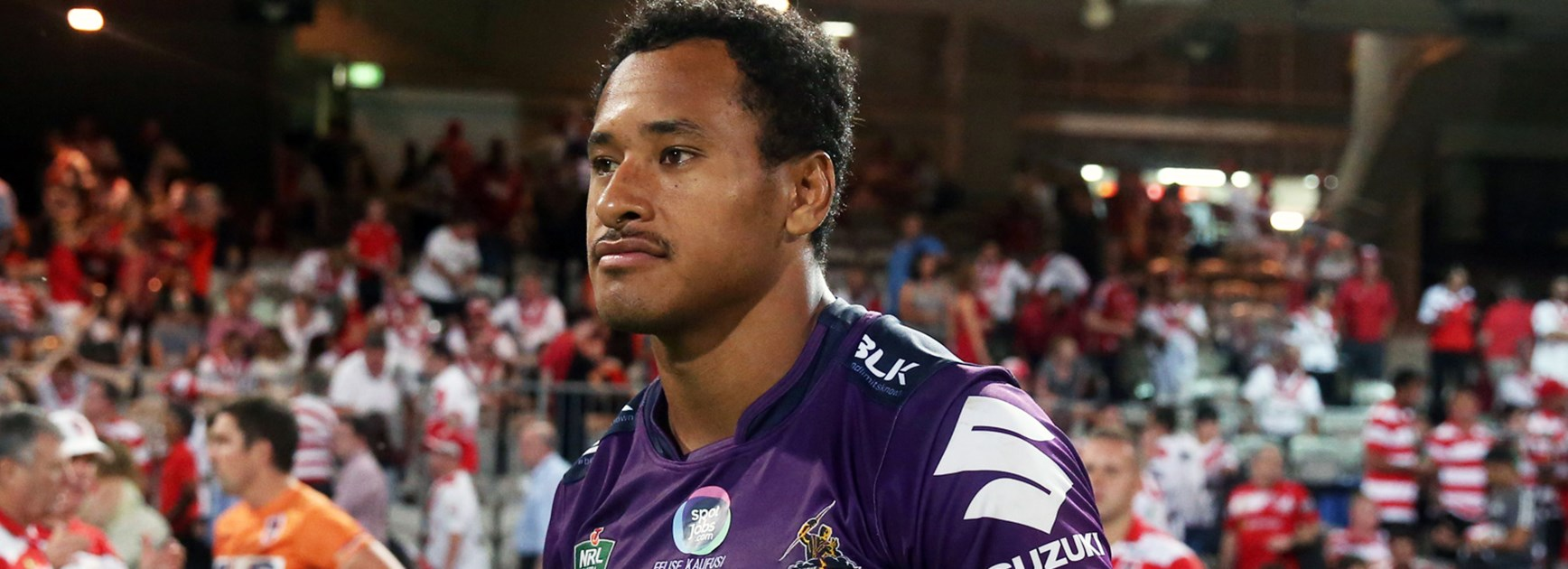 Felise Kaufusi has re-signed with the Storm through to the end of the 2017 season.