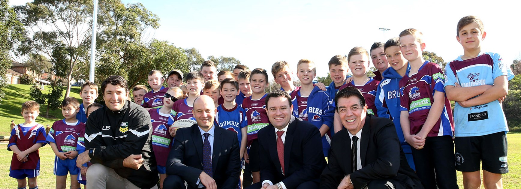 Minister for Sport Stuart Ayres and the NRL have announced the NSW Footy Facilities Fund is open for appli