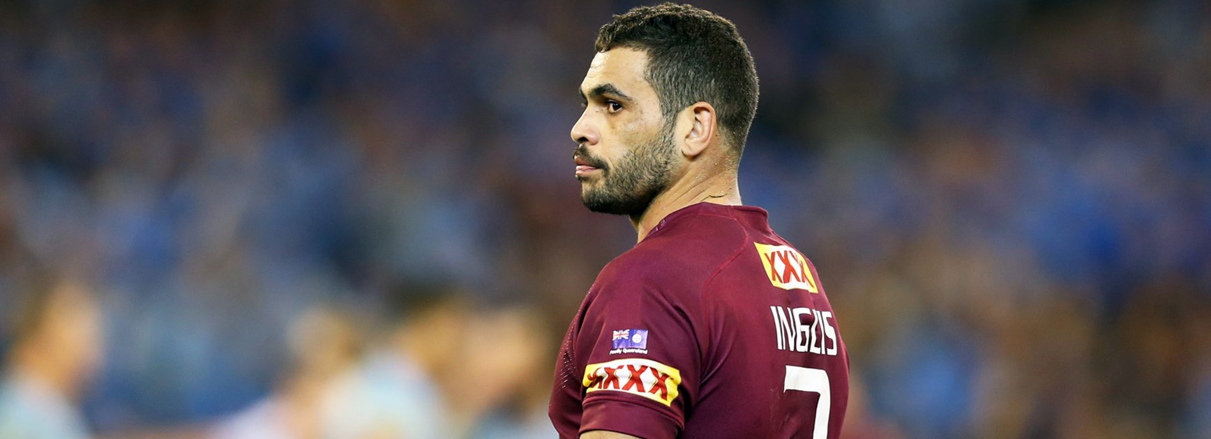 Greg Inglis is confident in his ability to lead the Maroons from fullback in Origin III.