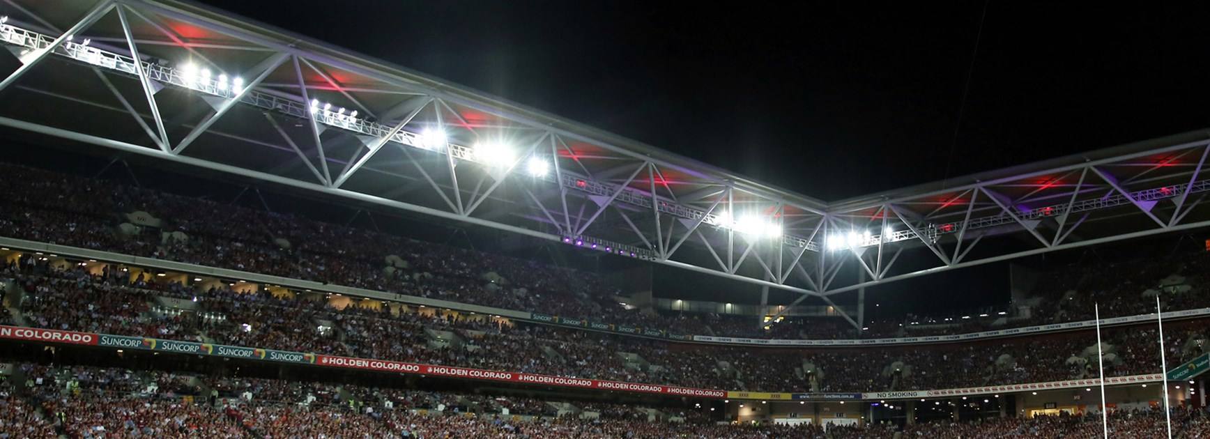 The 2015 Holden State of Origin decider will be played in front of a full house at Suncorp Stadium.