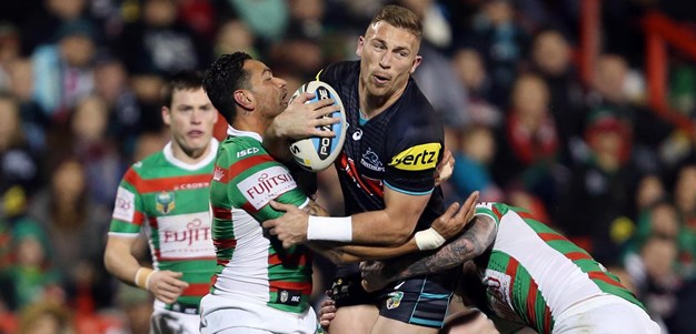 Cartwright inspires Panthers win