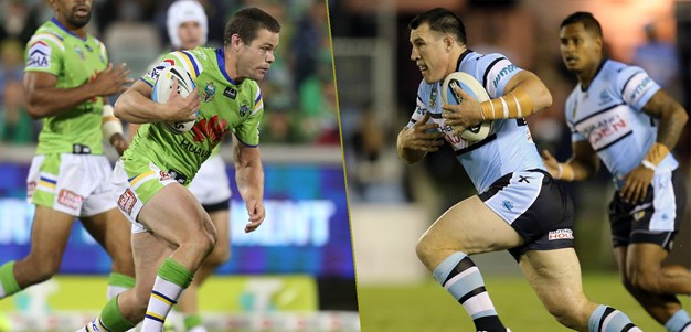 Raiders v Sharks preview