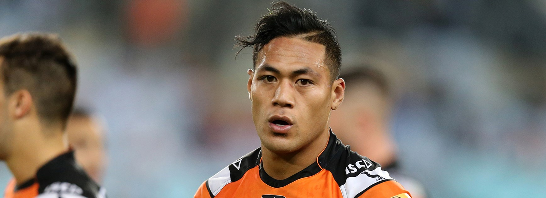 Wests Tigers centre Tim Simona is looking forward to facing the Roosters in Round 20.