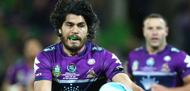 Updated team lists: Storm v Cowboys