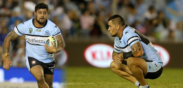 Cronulla push for rapid Fifita resolution