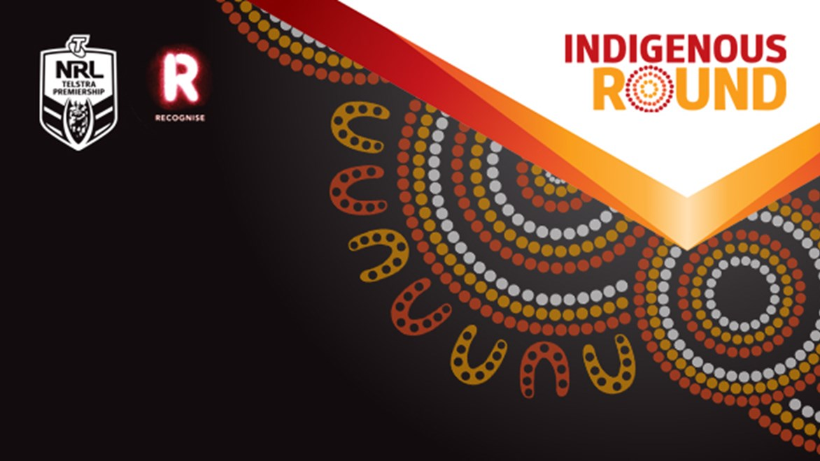The NRL is partnering with RECOGNISE for Indigenous Round 2015.