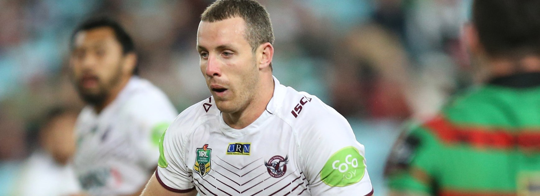 Sea Eagles prop James Hasson has signed a one-year deal with the Eels.