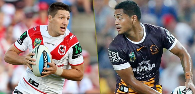 Broncos v Dragons preview
